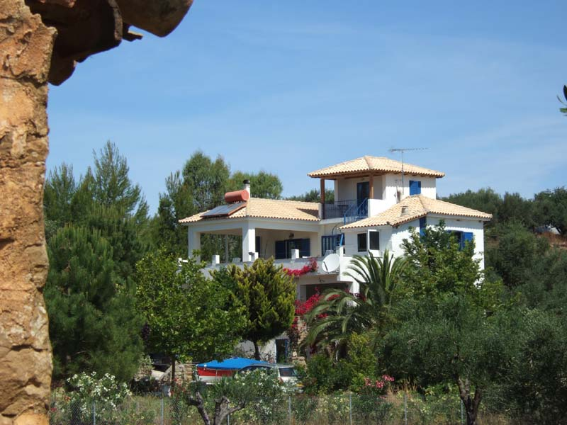 Anemomilos Villa - For Sale